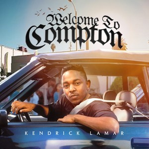Welcome to Compton Albumcover