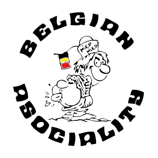 Belgian Asociality on Spotify Десоциализация