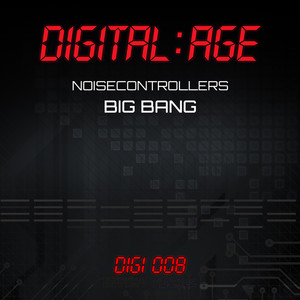 Digital Age 008 Albumcover