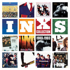 INXS The One Thing cover