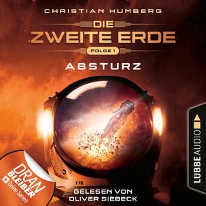 Absturz - Mission Genesis - Die zweite Erde, Folge 1 (Ungekürzt)