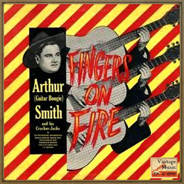 how to play guitar boogie by arthur smith