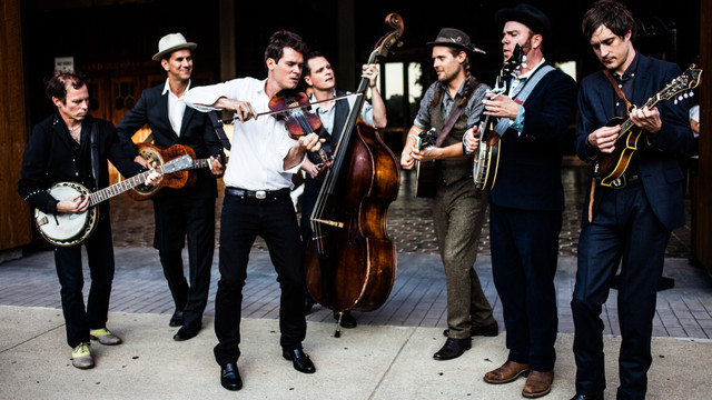 Old Crow Medicine Show photo