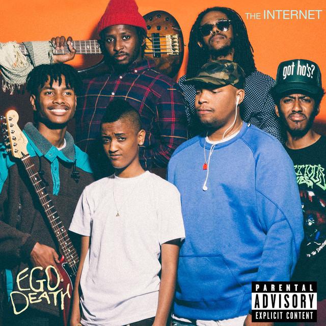 Skivomslag för Internet: Ego Death