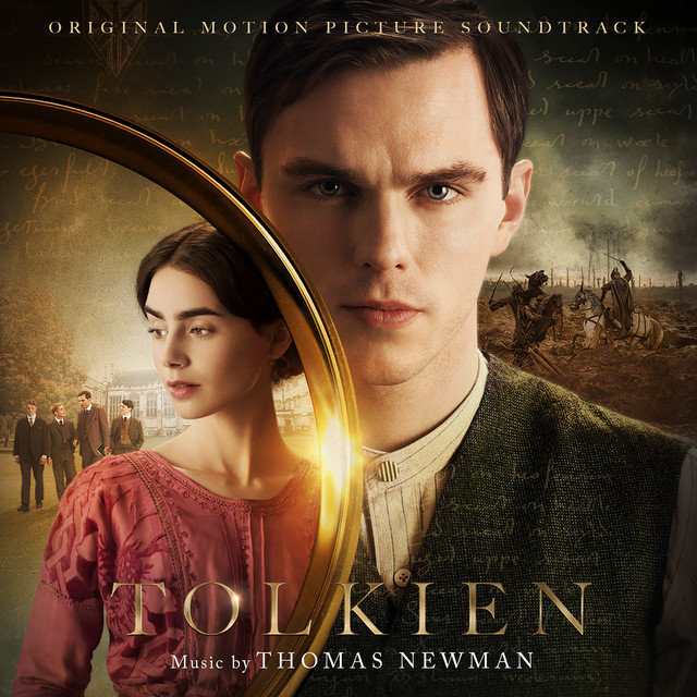 Album cover for Tolkien (Original Motion Picture Soundtrack) by Thomas Newman
