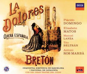 Bretón: La Dolores album