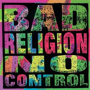 No Control (Re-Issue) Albumcover