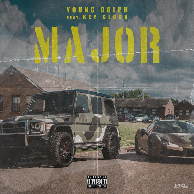 Young Dolph album cover