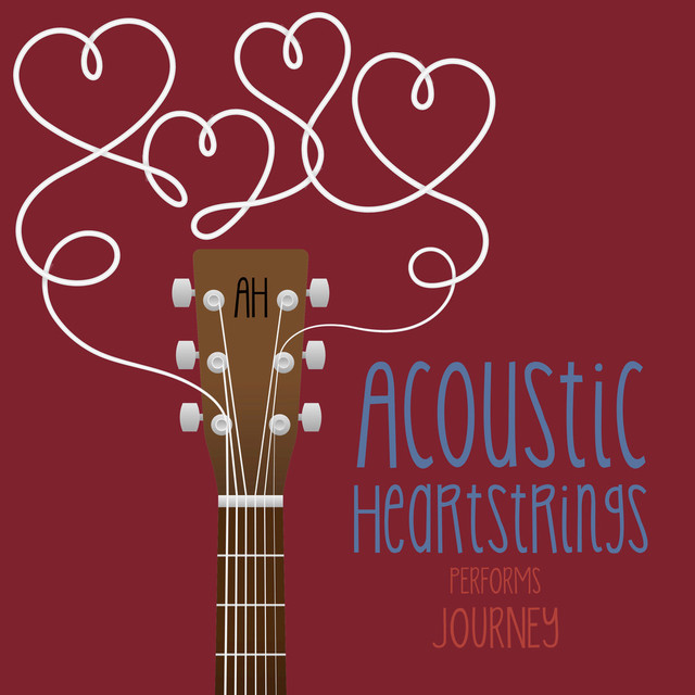 Album cover for AH Performs Journey by Acoustic Heartstrings