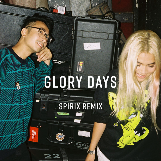 Glory Days (feat. Hayley Kiyoko) [Spirix Remix]