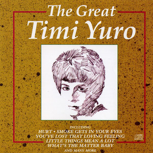 The Great Timi Yuro album