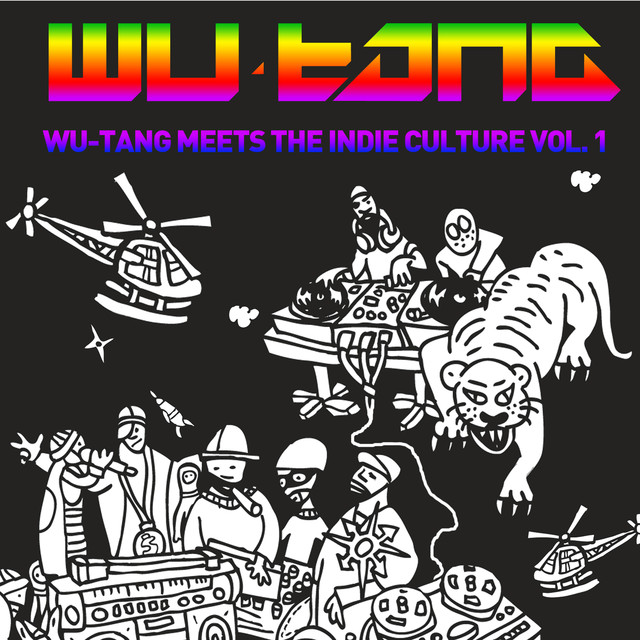 Wu-Tang Meets The Indie Culture