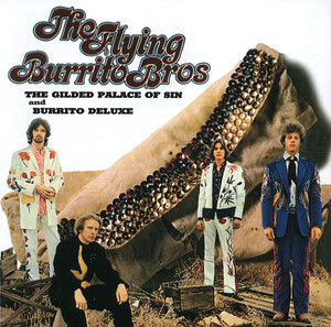 The Flying Burrito Brothers, Gram Parsons Close Up the Honky Tonks cover
