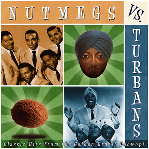 The Nutmegs, The Turbans A Story Untold cover