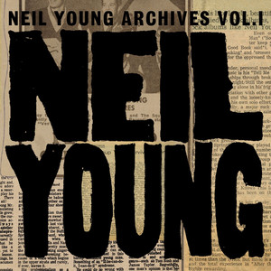 Neil Young Sell Out - Mono cover
