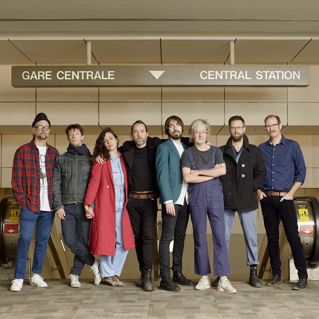 Broken Social Scene upcoming events