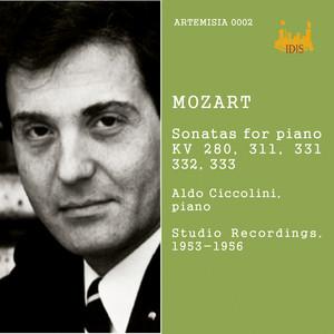 Mozart: Piano Sonatas, K. 280, 311, 331-333