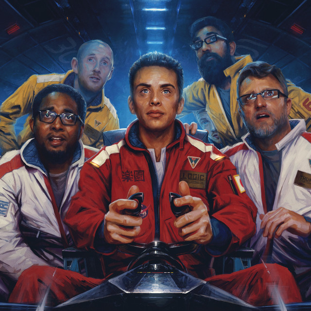 Logic The Incredible True Story album cover