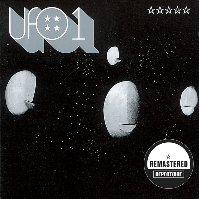 UFO 1 (Remastered) Albumcover