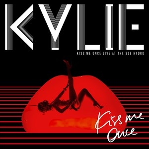 Kiss Me Once Live At The SSE Hydro Albumcover
