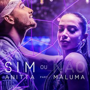 Sim ou não (Participação especial Maluma) Albümü