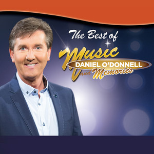 Daniel O'Donnell The Wind beneath My Wings cover