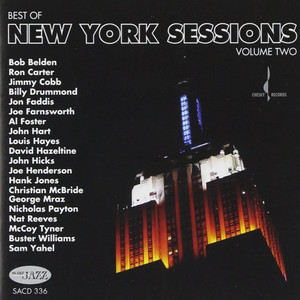 The Best of New York Sessions, Vol. 2