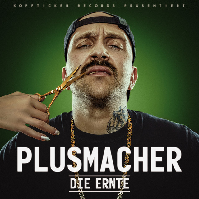 Album cover for Die Ernte by Plusmacher