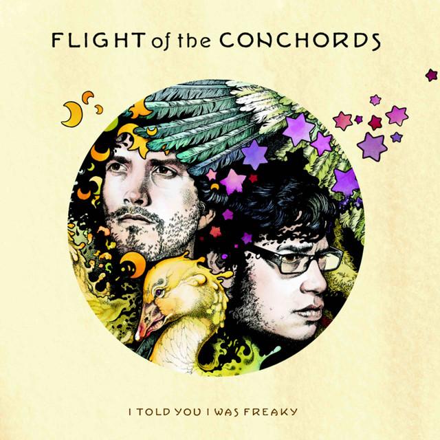 Flight Of The Conchords Album