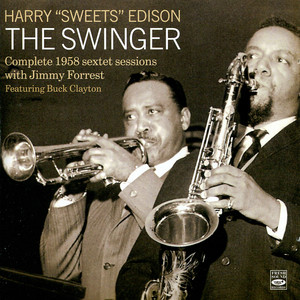 The Swinger (Complete 1958 Sextet Sessions) album
