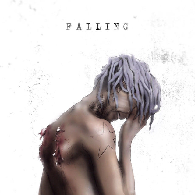 Album cover for Falling by Cooliecut