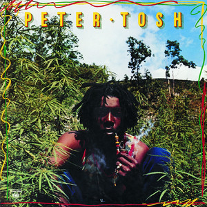 Peter Tosh Brand New Second Hand cover