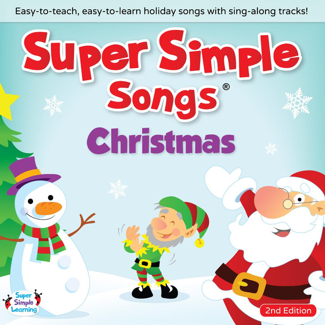 Super Simple Songs - Christmas by Super Simple Learning on Spotify