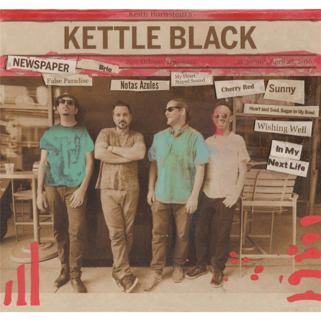 Keith Burnstein's Kettle Black