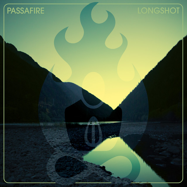 Album cover for Longshot by Passafire