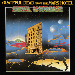 From The Mars Hotel Albumcover