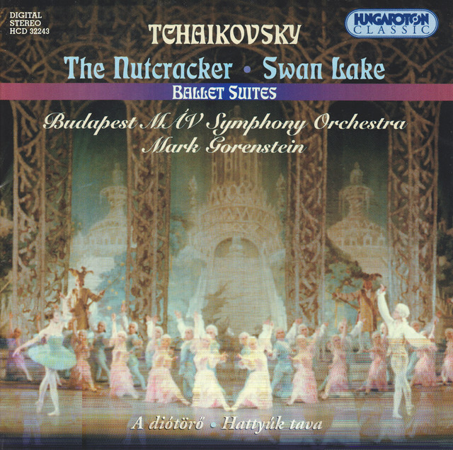 Tchaikovsky: Swan Lake Suite / The Nutcracker Suite Albumcover