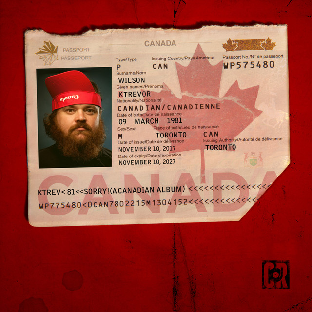 Sorry! (A Canadian Album)