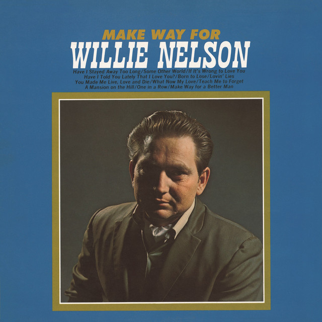 Make Way for Willie Nelson Albumcover