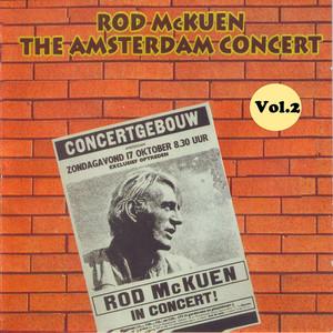 The Amsterdam Concert, Vol. 2 album