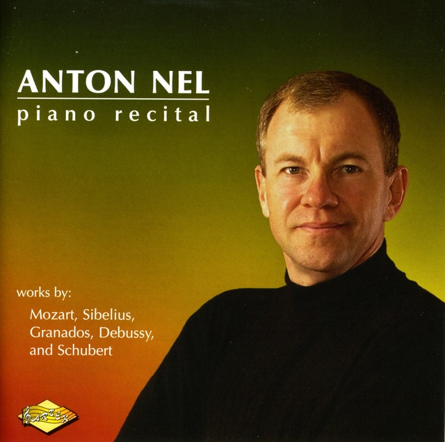 Mozart / Sibelius / Granados / Debussy / Schubert: Piano Music Albumcover