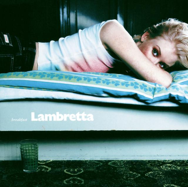 Skivomslag för Lambretta: Breakfast