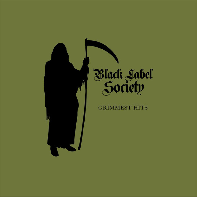 Album cover for Grimmest Hits by Black Label Society