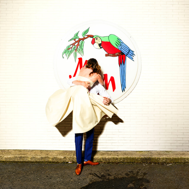Album cover for What Now by Sylvan Esso