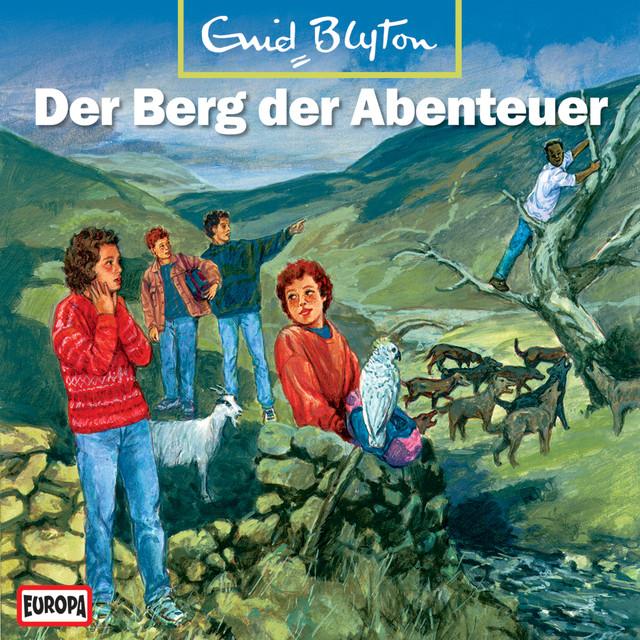 05 - Der Berg der Abenteuer Cover
