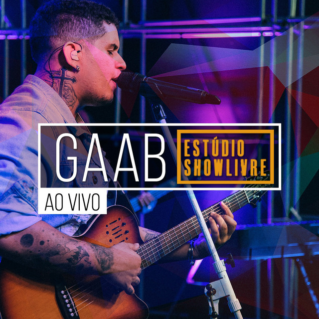 Gaab no Estúdio Showlivre (Ao Vivo)