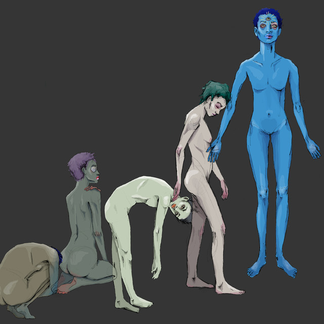 Album cover for ARDIPITHECUS by Willow