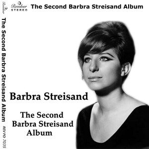 The Second Barbra Streisand Album album