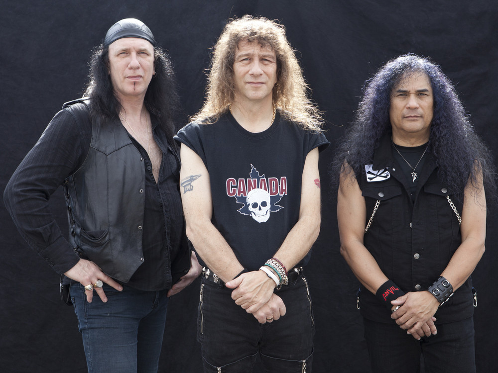 Anvil tickets and 2019 tour dates