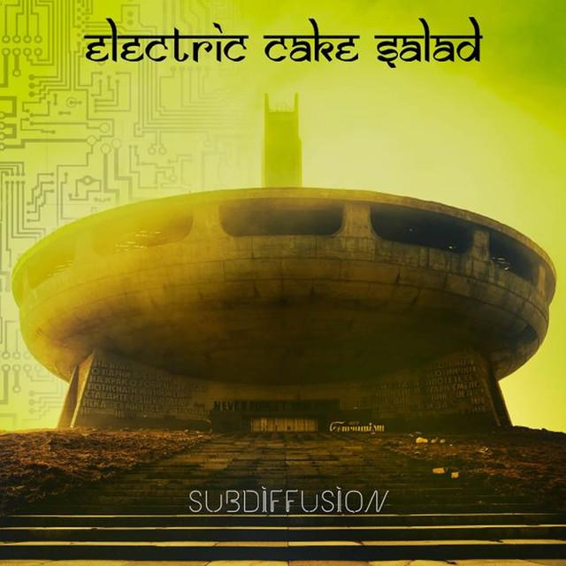Electric Cake Salad